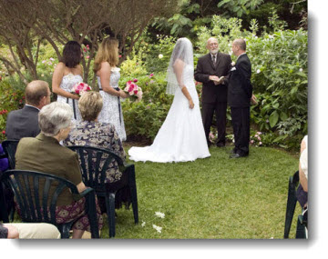 Hastings House Wedding Officiant