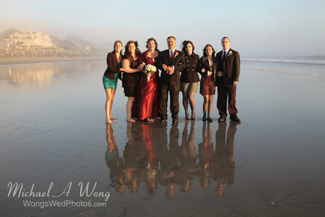 NBorthern California Beach Wedding
