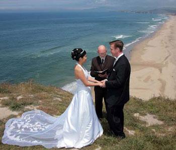 Weddings By The Sea San Gregorio Beach Destination